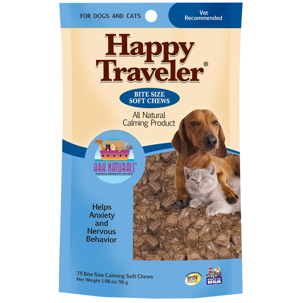 Happy Traveler Soft Dog Chews