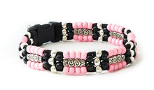 Lisa Beaded Dog Collar