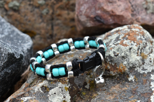 Kachina Beaded Cat Collar