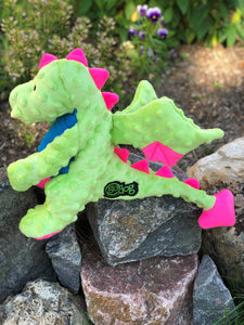 Go Dog Dragon Dog Toy