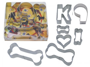 K9 Dog Theme Cookie Cutters