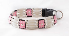 Ellie Beaded Dog Collar