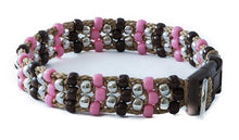 Rachelle Beaded Dog Collar