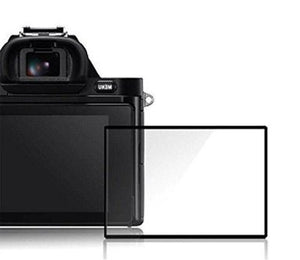 Maxsimafoto - Professional LCD Glass Screen Protector For Panasonic TZ80, TZ81, ZS60