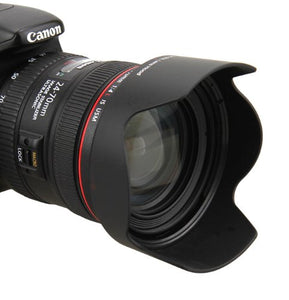 Maxsimafoto - Canon Compatible EW-83L Lens Hood for CANON EF 24-70 f4 L IS USM.