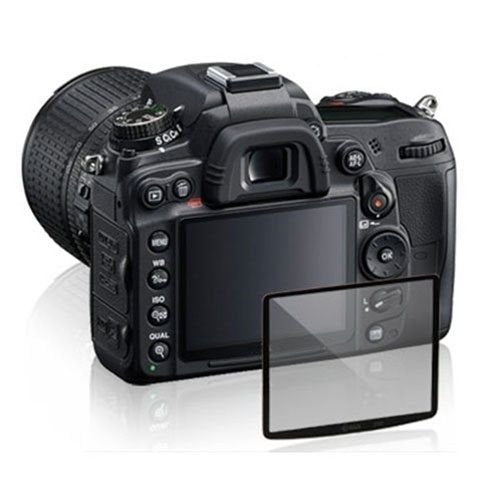 Maxsimafoto - LCD Glass Screen Protector For Nikon D3400
