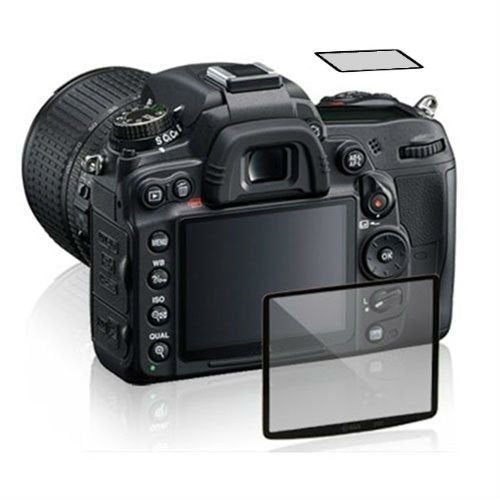 Maxsimafoto - Professional LCD Screen Protector Glass For Canon 70D 80D