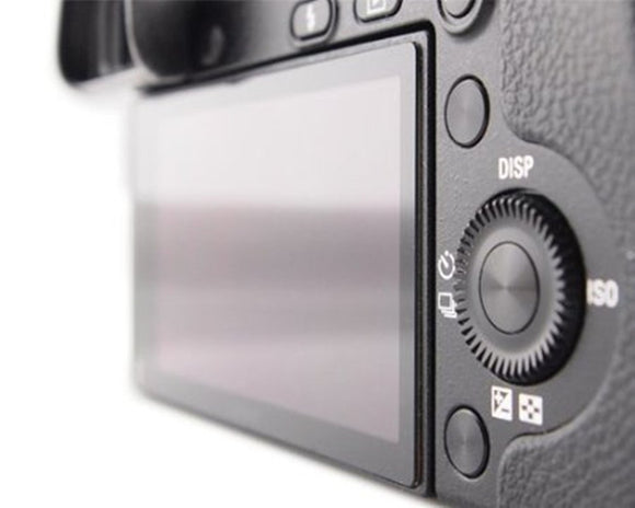 Maxsimafoto -  Optical Tempered Glass LCD protector for Fujifilm X-T10 High Transparency.
