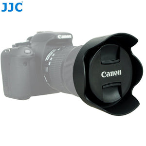 JJC LH-83M Lens Hood With Filter access window for Canon EF 24-105mm f/3.5-5.6 IS STM as EW-83M