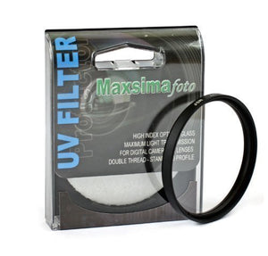 Maxsimafoto - High Quality 72mm UV Filter / Lens Protector