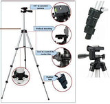 "Maxsimafoto - MSF312 Tripod 128cm (50"")  Light & Portable for small DSLRs and smaller cameras"