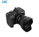 JJC LH-W65B Compatible Lens Hood (as Canon EW-65B) for EF 24mm & 28mm f/2.8 IS USM Lens