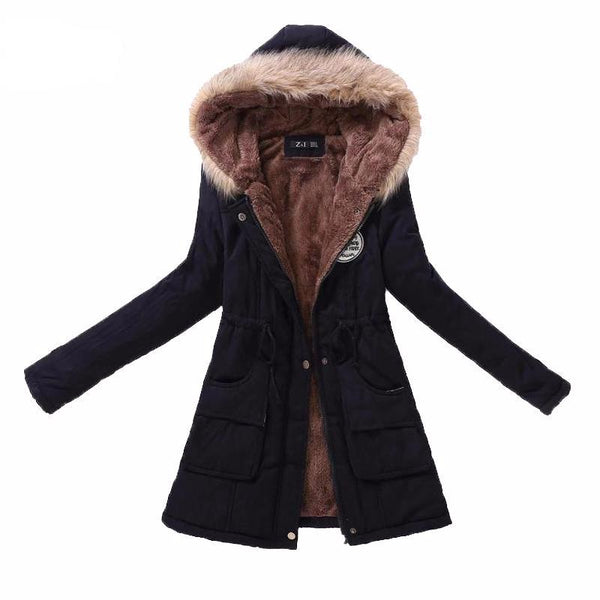 New Winter Collection Casual Slim Hooded Jacket