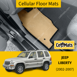 Jeep Liberty I KJ (2002-2007) Floor Mats