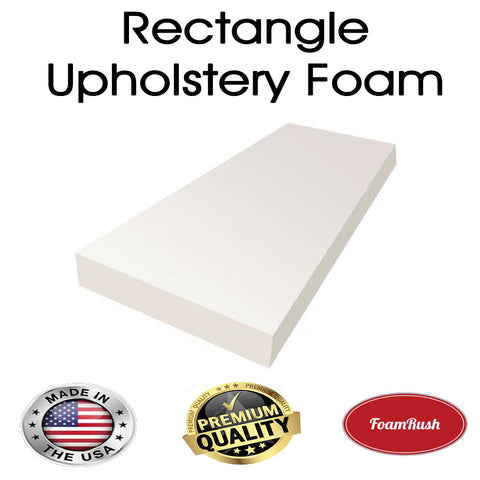 Rectangle (Bench) Upholstery Foam