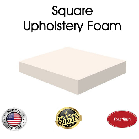 Square Upholstery Foam