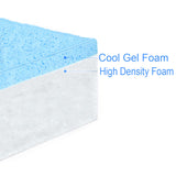 Bunk Gel Foam Mattress Replacement