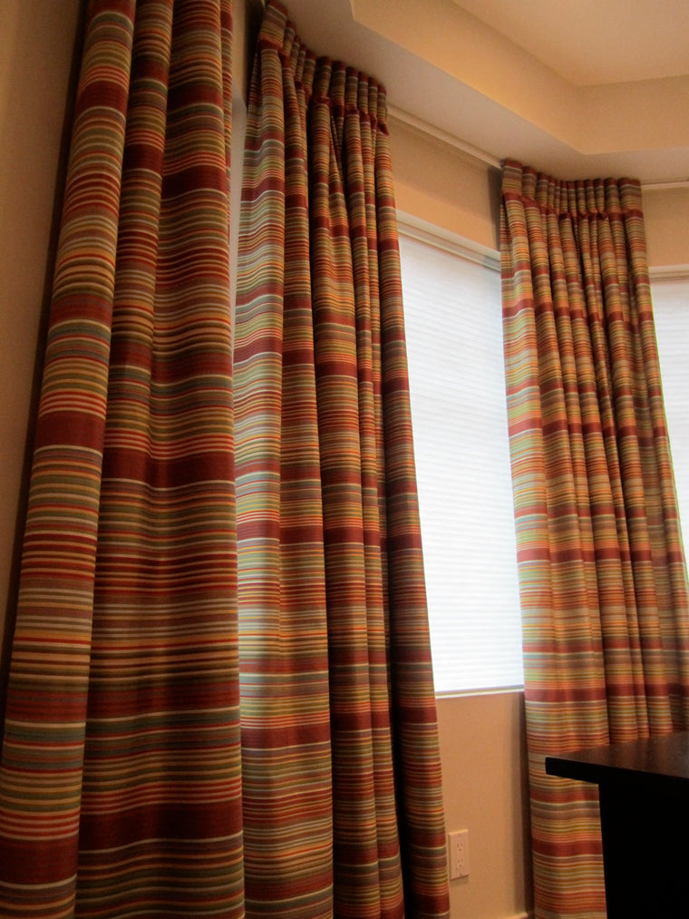 Cabbagetown Toronto Best Top Drapery Custom Drapes Curtains Rods Finials Sheer Decorative Windowcovering Window Treatment