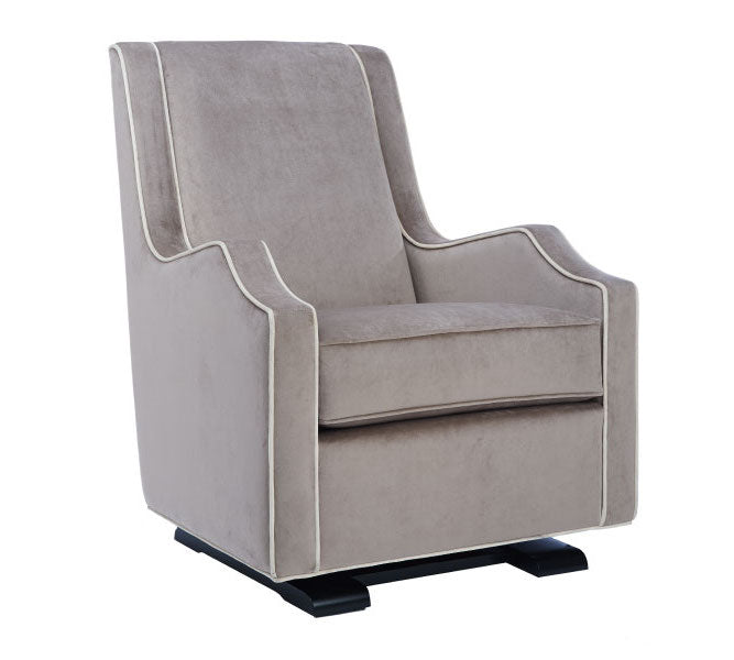 Toronto Glider Chair Rocker Chair Upholstered Made in Canada