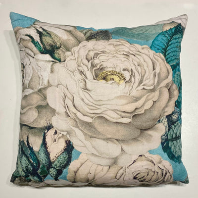 Swedish Rose Pillow