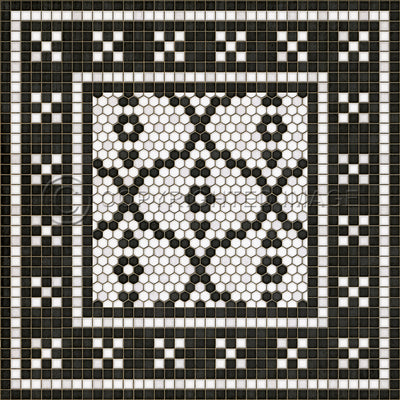 Bay Mosaic (Square, Rectangle)