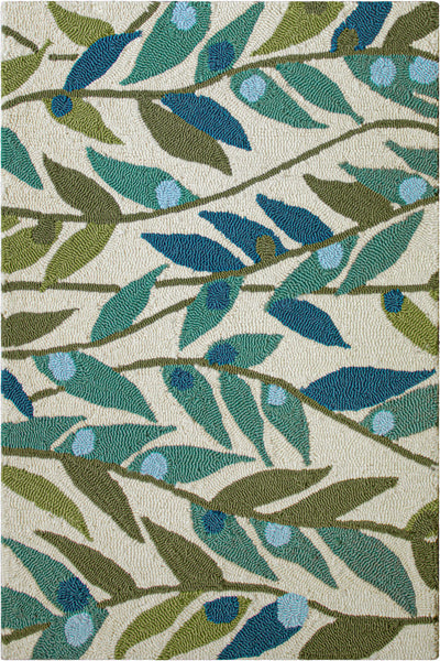 Climbing Vines Indoor/Outdoor Rug