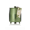 Frasier Fir Heritage Medium Green Metal Tin Candle