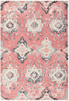 Grenoble Area Rug - Red
