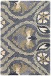 Damask Indoor/Outdoor Rug