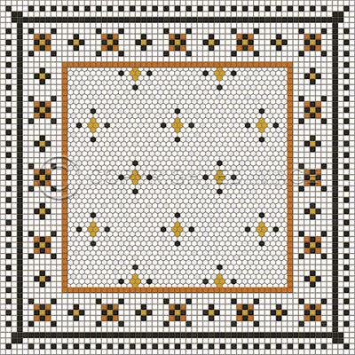 Roland Mosaic (Square, Rectangle)