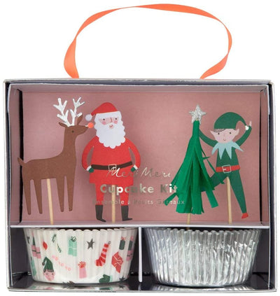 Holiday Cupcake Kit
