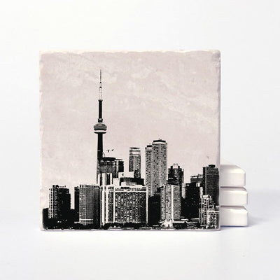 Toronto Skyline Coasters - Set of 4