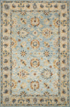 Light Blue / Natural - Victoria Rug