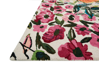 Ivory / Multi - Wildbloom Rug