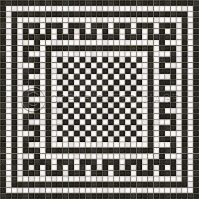 Walker Mosaic (Square, Rectangle)