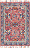 Rose / Denim - Zharah Rug