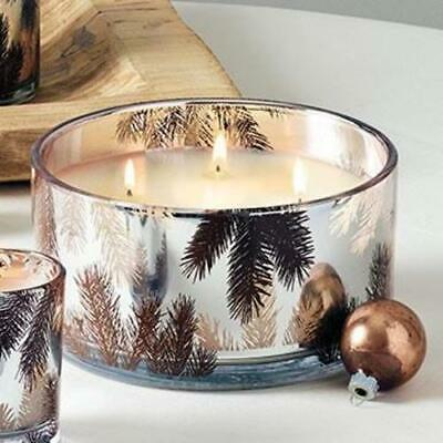 Frasier Fir Statement Poured Candle, JUMBO 4-wick