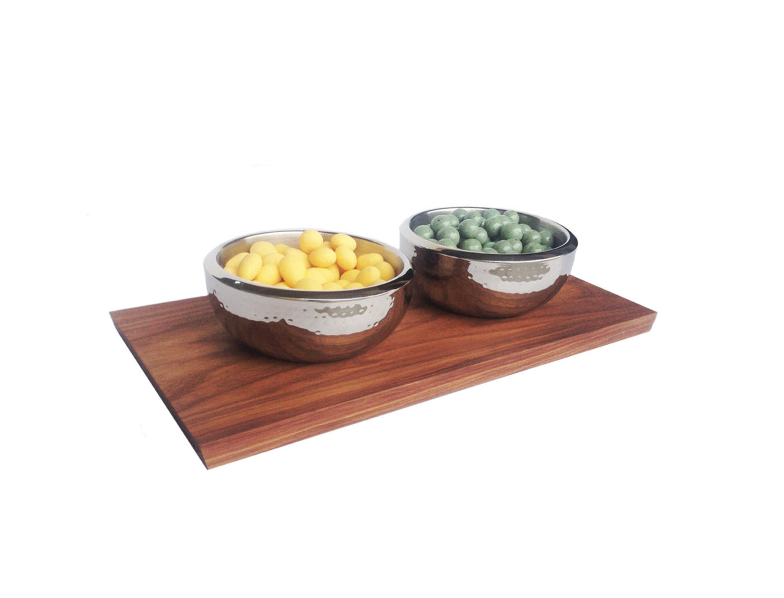 NMN Designs Ciocco Board Two Bowls