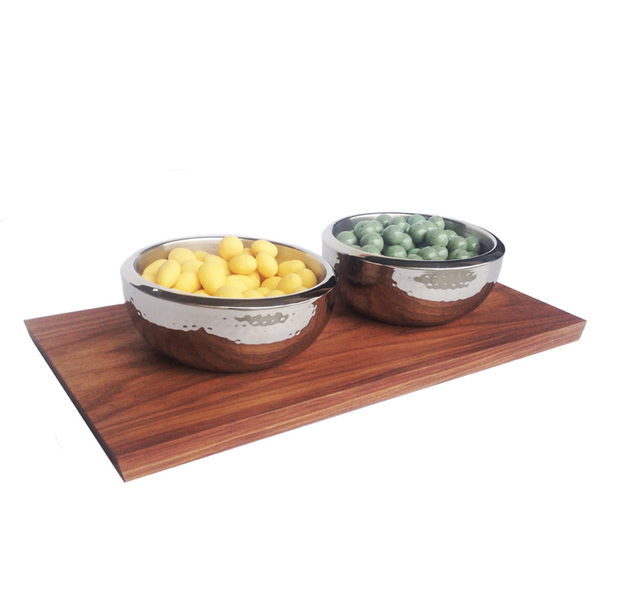 Ciocco Tray & Two Bowl Setting