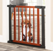 Palmer Dog Gate Expandable Extra Large Pet Barrier Gate