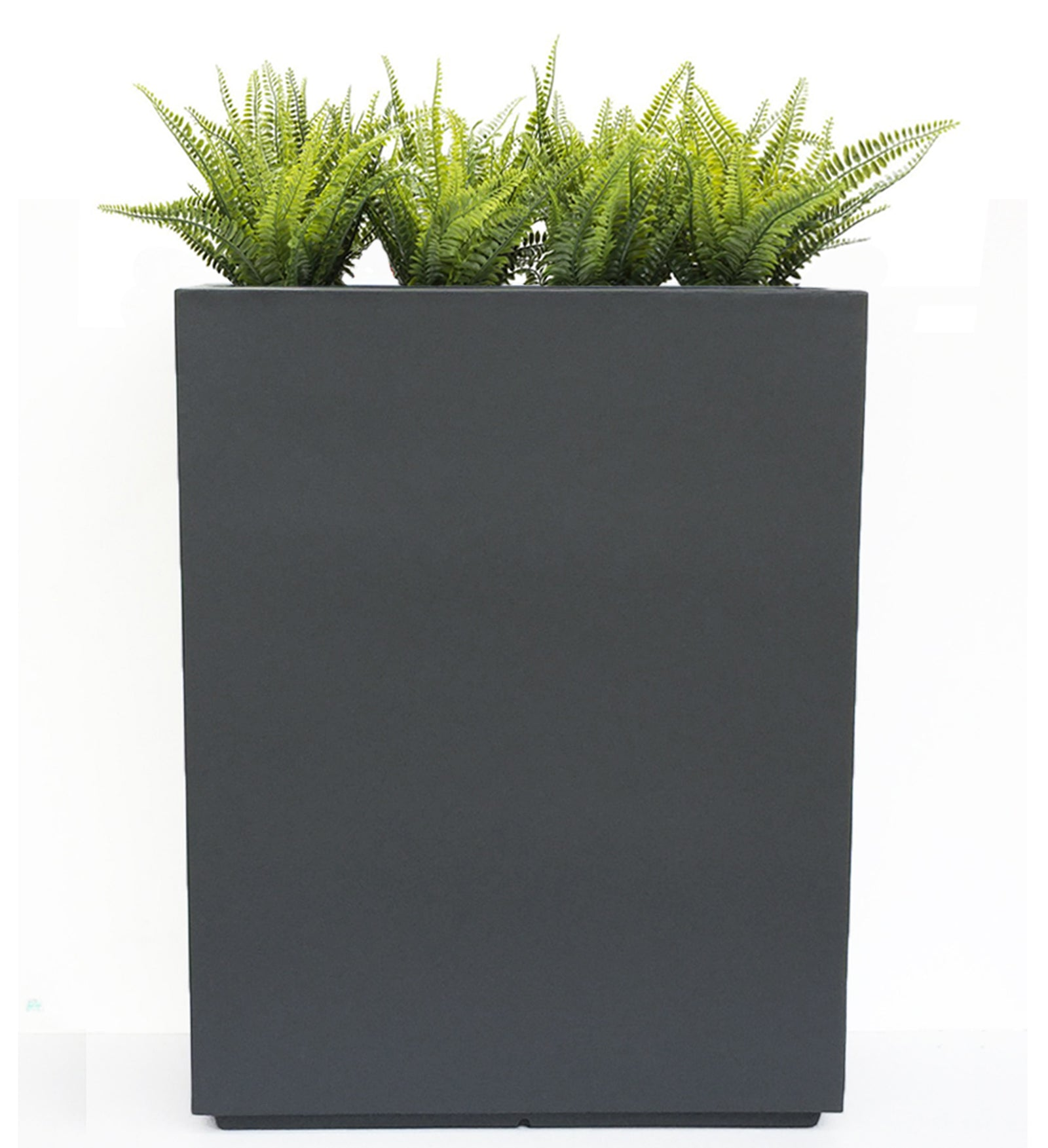 NMN Designs - Hamilton Vertical Planter - Tall, Gray