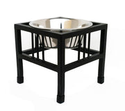 Baron Single Bowl Elevated Dog Bowl Stand NMN Designs