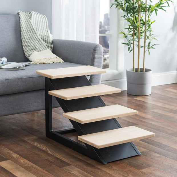 Loft Pet Steps - Modern Pet Stairs for Dogs and Cats by NMN Designs