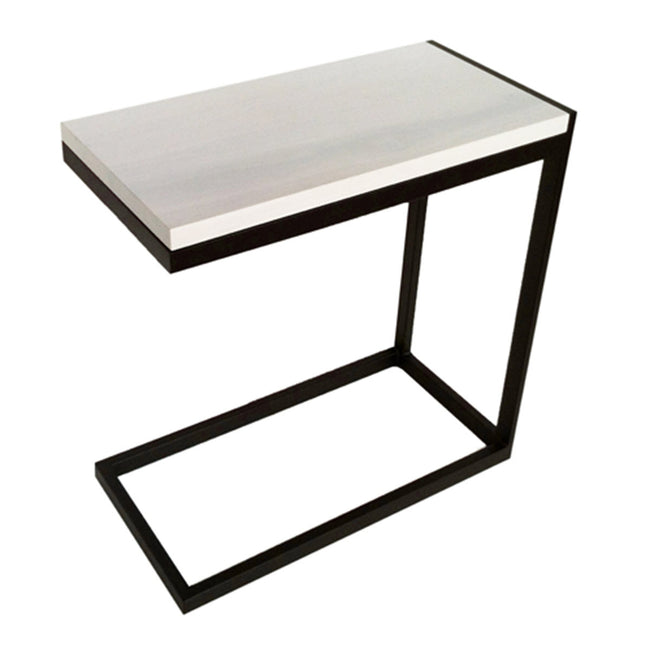 NMN Designs Solaz End Table Side Table Indoor Accent Modern Contemporary