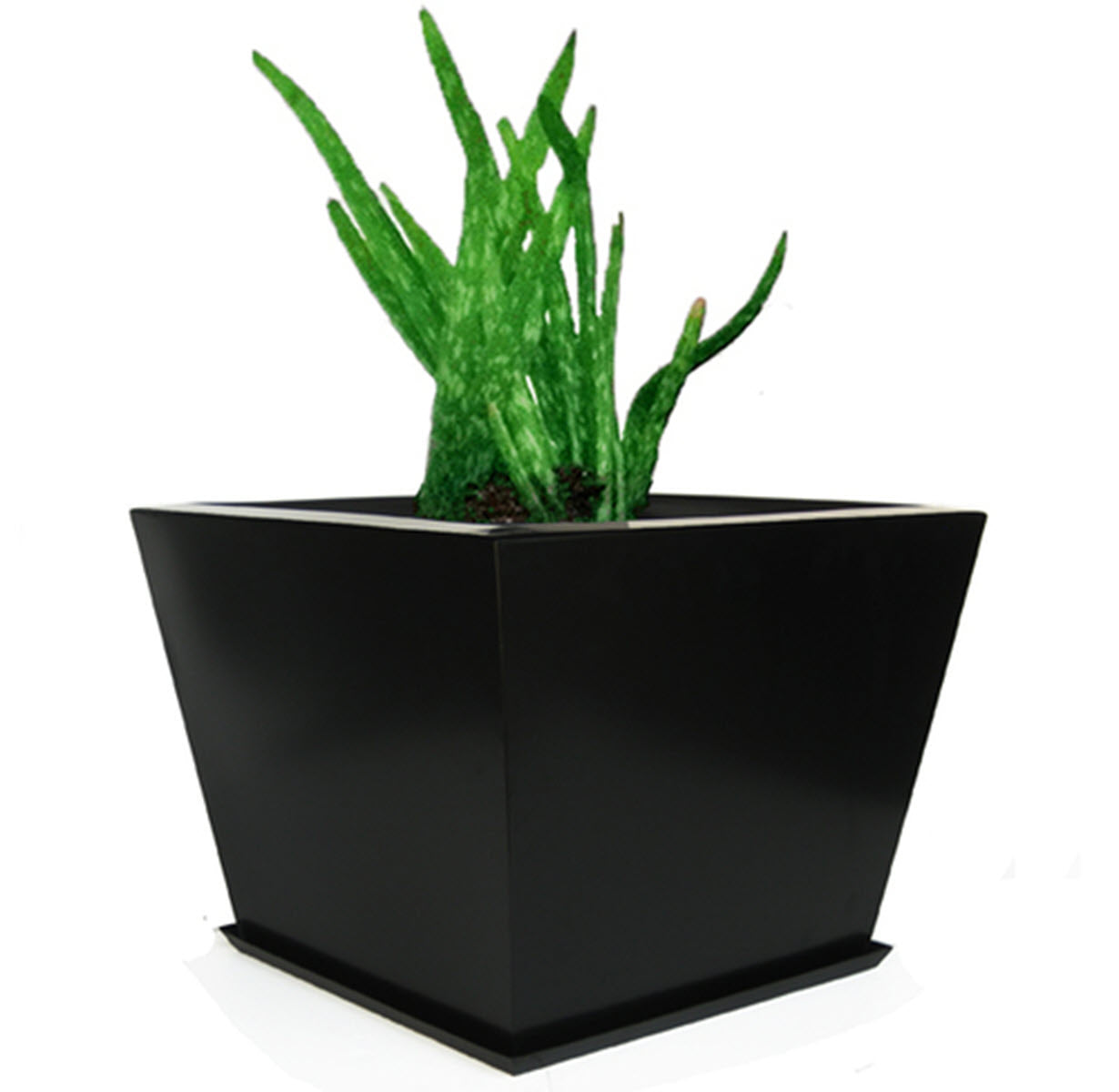 NMN Designs Zoid Planter Modern Outdoor Square
