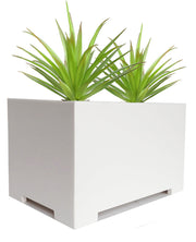 NMN Designs Eco Modern Rectangle Planter