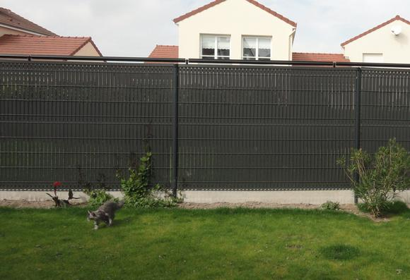 Oscillot cat containment system (Slate Grey)