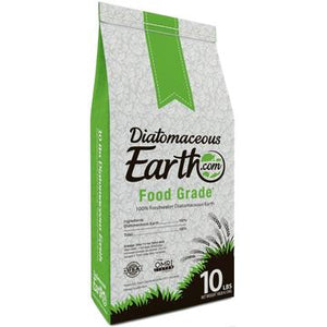 4 Piece - Diatomaceous Earth Starter Kit