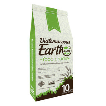 10 lbs Food Grade Diatomaceous Earth