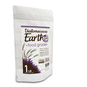 1 Lb Diatomaceous Earth Food Grade